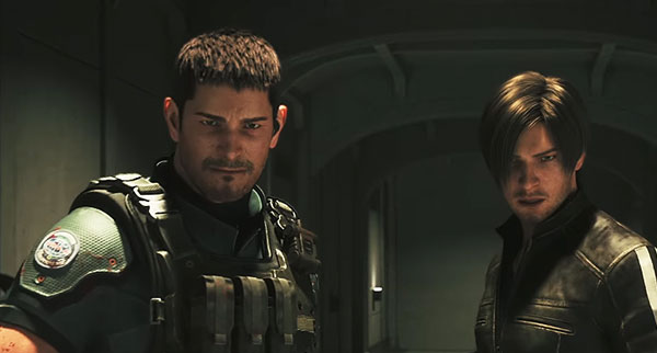 Image result for biohazard vendetta