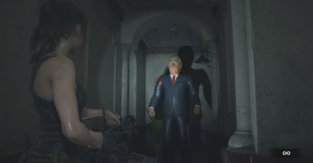 This Is Game Thailand : Mod ใหม่ในเกม Resident Evil 2