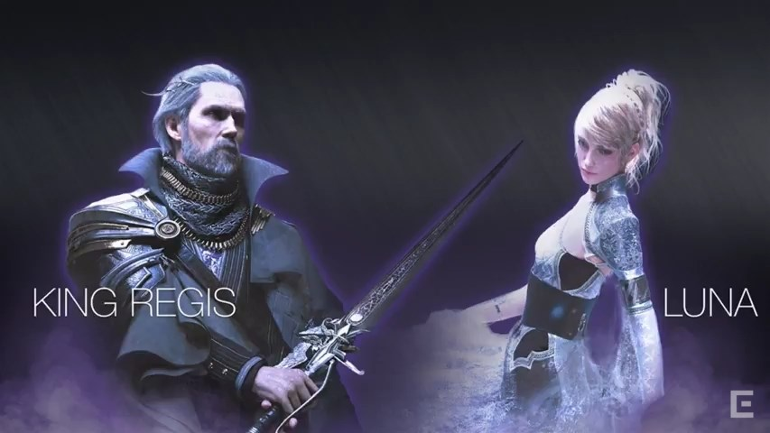 This Is Game Thailand KINGSGLAIVE FINAL FANTASY XV